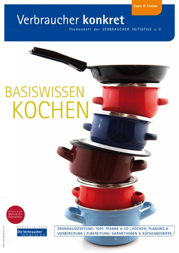 Basiswissen Kochen (Themenheft)