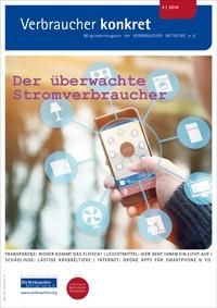 Smart-Meter - Der überwachte Stromverbraucher (Download), 4 Seiten, aus Magazin 03/2016