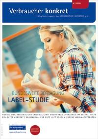 Grüne Apps für Smartphone und Co (Download), 2 Seiten, aus Magazin 04/2016