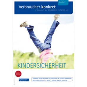 Kindersicherheit (Themenheft)