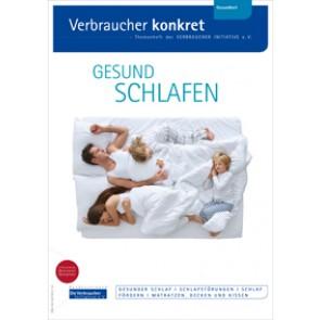 Gesund Schlafen (Themenheft)