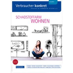 Schadstoffarm Wohnen (Themenheft)