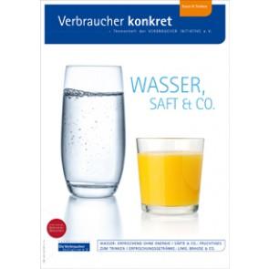 Wasser, Saft und Co. (Themenheft)