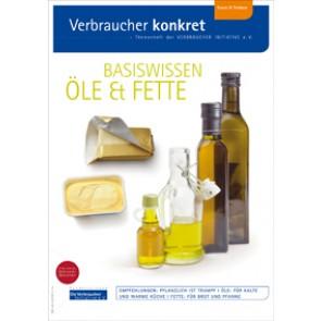 Basiswissen Öle und Fette (Themenheft)