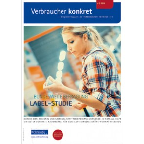 Label - Studie  (Download), 6 Seiten, aus Magazin 04/2016