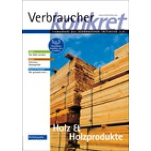 Holz & Holzprodukte (Themenheft)
