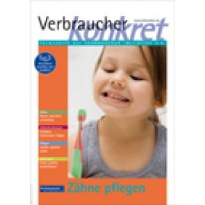 Zähne pflegen (Themenheft)