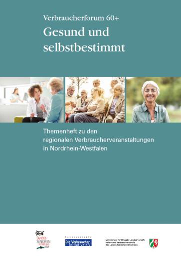 Gesund und selbstbestimmt (Veranstaltungsbroschüre)