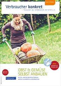 Obst & Gemüse selbst anbauen (Themenheft)