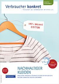 Nachhaltiger kleiden (Themenheft)