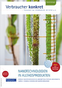 Nanotechnologien in Alltagsprodukten (Themenheft)