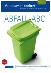 Abfall - ABC (Themenheft)