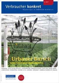 Nachwuchs auf der Fensterbank (Download), 2 Seiten, aus Magazin 04/2017