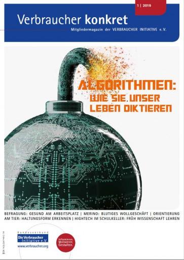 Umweltfreundliche Produkte wählen (Download), 2 Seiten, aus Magazin 01/2019