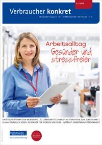 Arbeitnehmergesundheit (Download), 2 Seiten, aus Magazin 02/2019