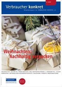 Nachhaltiger durch die Feiertage, (Download), 4 Seite, aus Magazin 04/2019