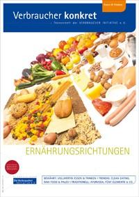 Ernährungsrichtungen (Themenheft)