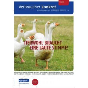 Mündiger Gesundheitskunde (Download), 3 Seiten, aus Magazin 04/2018