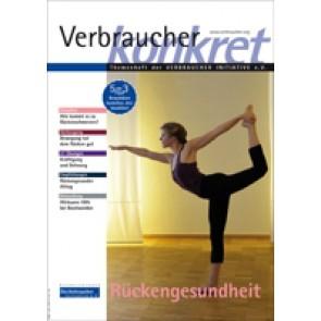 Rückengesundheit (Themenheft)