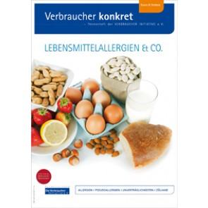 Lebensmittelallergien & Co. (Themenheft)