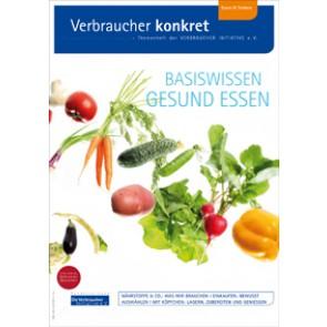Basiswissen Gesund Essen (Themenheft)