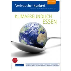 Klimafreundlich essen (Themenheft)