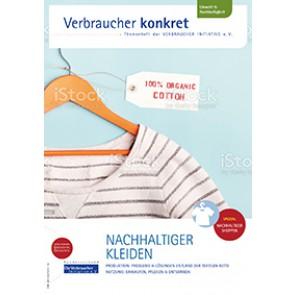 Nachhaltiger kleiden (Print, zzgl. Versand)