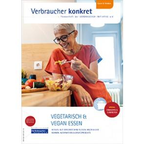 Vegetarisch & Vegan essen (Themenheft)