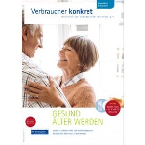 Gesund älter werden (Themenheft)