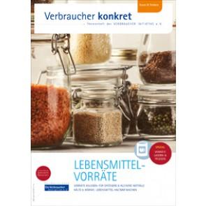 Lebensmittelvorräte (Themenheft)