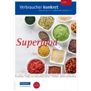 Superfood - Warum in die Ferne schweifen (Download), 2 Seiten, aus Magazin 02/2016