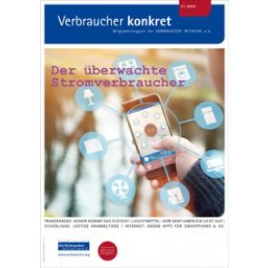 Grüne Apps für Smartphone und Co (Download), 3 Seiten, aus Magazin 03/2016