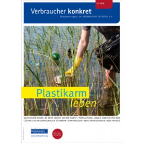 Nachhaltig informiert (Download), 2 Seiten, aus Magazin 02/2018