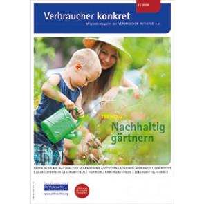 Zusatzstoffe im Überblick (Download), 3 Seiten, aus Magazin 02/2020