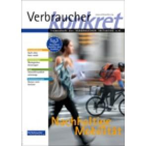 Nachhaltige Mobilität (Themenheft)