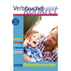Patientenrechte (Themenheft)
