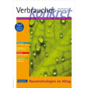 Nanotechnologien im Alltag (Themenheft)